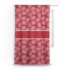 Coral Curtain (Personalized)