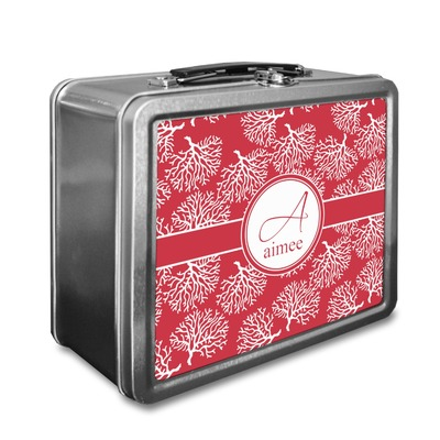 Coral Lunch Box (Personalized)