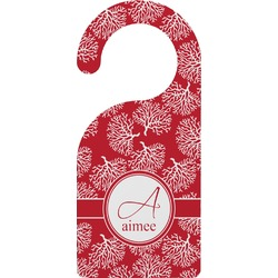 Coral Door Hanger (Personalized)