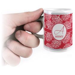 Coral Espresso Cups (Personalized)