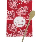 Coral Kitchen Towel - Full Print (Personalized)