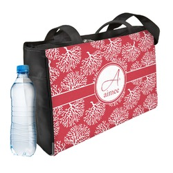 Coral Ladies Workout Bag (Personalized)