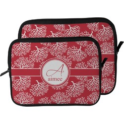 Coral Laptop Sleeve / Case (Personalized)