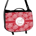 Coral Messenger Bag (Personalized)