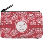 Coral Rectangular Coin Purse (Personalized)