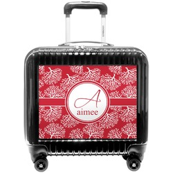 Coral Pilot / Flight Suitcase (Personalized)