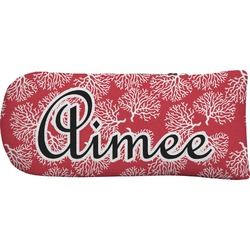 Coral Putter Cover (Personalized)