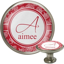 Coral Cabinet Knobs (Personalized)