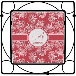 Coral Trivet (Personalized)