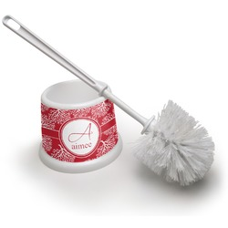 Coral Toilet Brush (Personalized)
