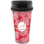 Coral Travel Mug (Personalized)