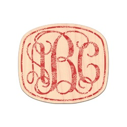 Coral Genuine Wood Sticker (Personalized)