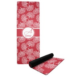 Coral Yoga Mat (Personalized)