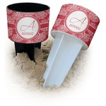 Coral Beach Spiker Drink Holder (Personalized)