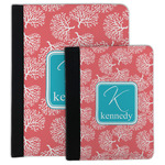 Coral & Teal Padfolio Clipboard (Personalized)