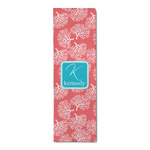 Coral & Teal Runner Rug - 3.66'x8' (Personalized)