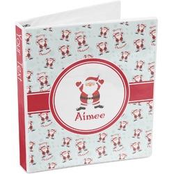 Santa Claus 3-Ring Binder (Personalized)