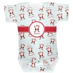 Santa Claus Baby Bodysuit (Personalized)