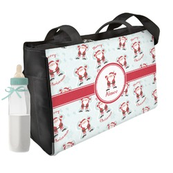 Santa Claus Diaper Bag (Personalized)