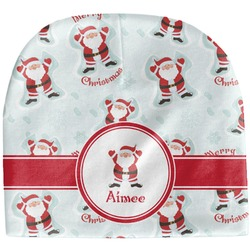 Santa Claus Baby Hat (Beanie) (Personalized)