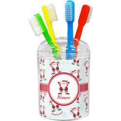 Santa Claus Toothbrush Holder (Personalized)