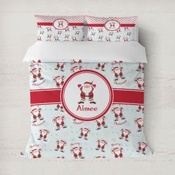Santa Claus Duvet Covers (Personalized)