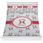Santa Claus Comforters (Personalized)