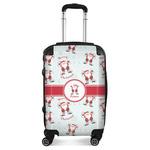 Santa Claus Suitcase (Personalized)