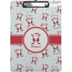 Santa Claus Clipboard (Personalized)
