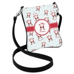 Santa Claus Cross Body Bag - 2 Sizes (Personalized)