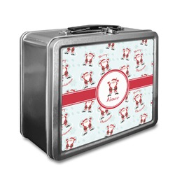 Santa Claus Lunch Box (Personalized)