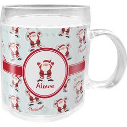 Santa Claus Acrylic Kids Mug (Personalized)