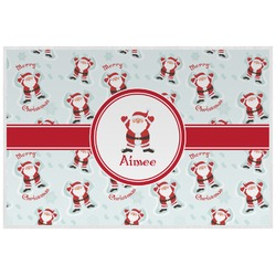 Santa Claus Placemat (Laminated) (Personalized)