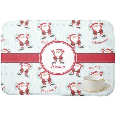 Santa Claus Dish Drying Mat (Personalized)