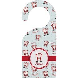 Santa Claus Door Hanger (Personalized)