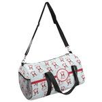Santa Claus Duffel Bag (Personalized)