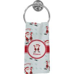 Santa Claus Hand Towel - Full Print (Personalized)