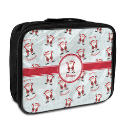 Santa Claus Insulated Lunch Bag (Personalized)
