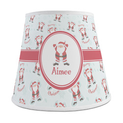 Santa Claus Empire Lamp Shade (Personalized)