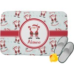 Santa Claus Memory Foam Bath Mat (Personalized)