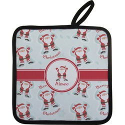 Santa Claus Pot Holder (Personalized)