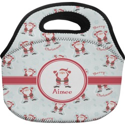 Santa Claus Lunch Bag (Personalized)