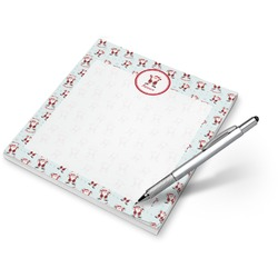 Santa Claus Notepad (Personalized)