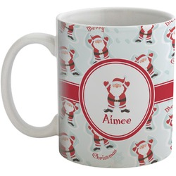 Santa Claus Coffee Mug (Personalized)