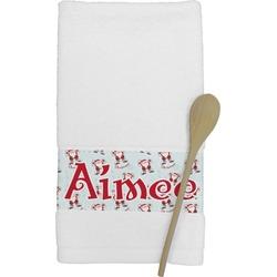Santa Claus Kitchen Towel (Personalized)