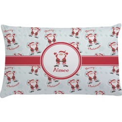 Santa Claus Pillow Case (Personalized)