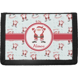 Santa Claus Trifold Wallet (Personalized)