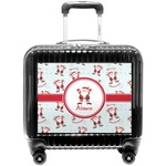 Santa Claus Pilot / Flight Suitcase (Personalized)