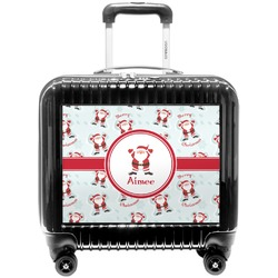 Santa Claus Pilot / Flight Suitcase (Personalized)