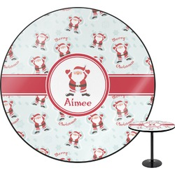 Santa Claus Round Table (Personalized)